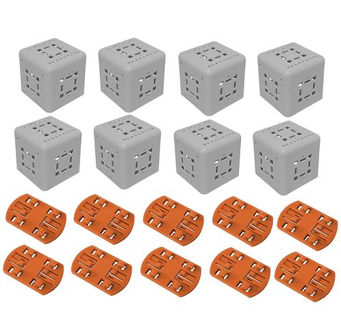 8 Cube Connector Bundle