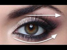 8 Hooded Eye Makeup Tips