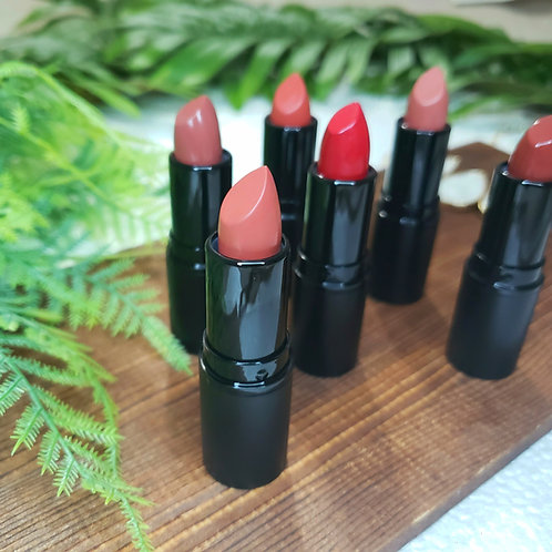 Organic Hemp Infused Lipsticks