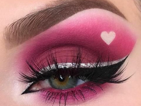 Valentine's Day Makeup Looks