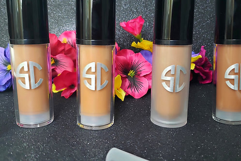 Soft Matte Skin Perfecting Foundation (SAMPLE)