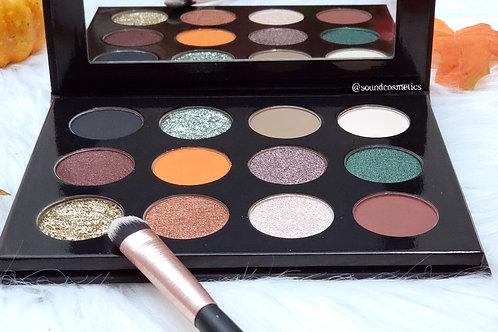 Autumn Romance Eyeshadow Palette