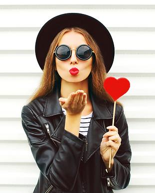 Woman Self-Love