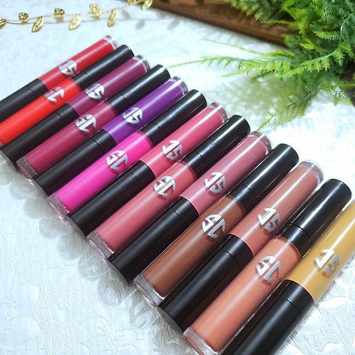 Long Lasting Matte Liquid Lipstick +Liner