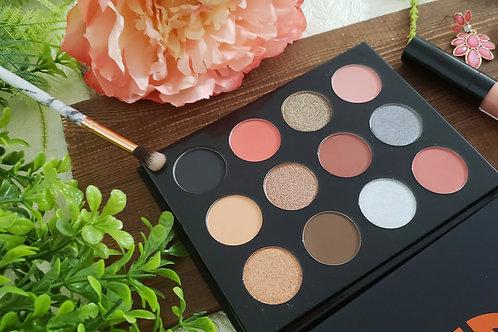 Peachie Eyeshadow Palette (12 pan)