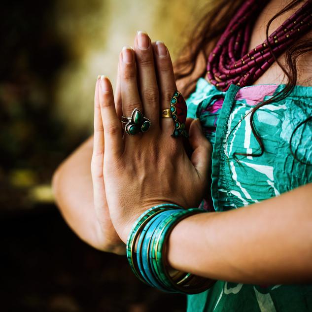 Namaste, Sat Nam, Meditation, Yoga