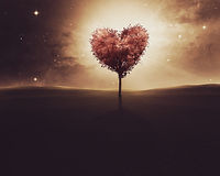 heart-shaped-tree-before-space-backgroun