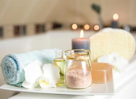 Stress Buster Tip - Salt Baths