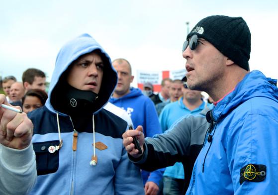 Tempers flare between members, Sheffield