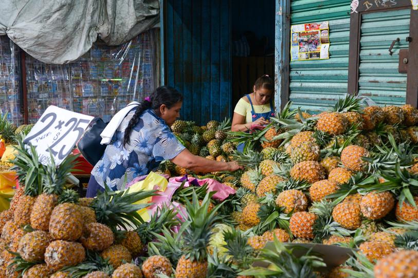 culture trip markets Central de Abastos