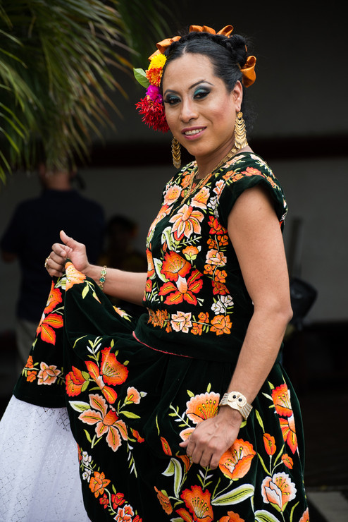 Anna Bruce. Muxes Vela for Dazed  (4 of