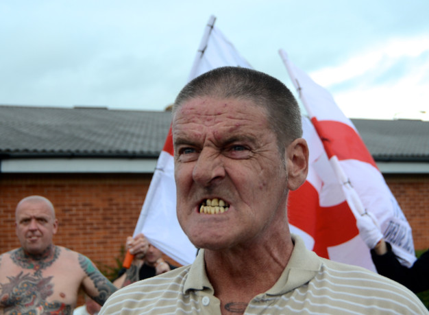 Ferocity, Sheffield EDL March 21.09.13 A