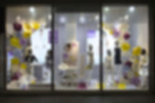 BHS Window Display