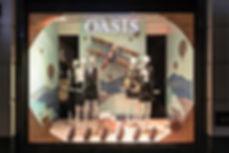 Oasis Window Display