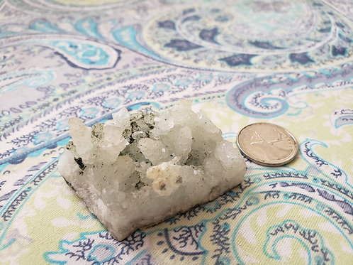 Chalcedony cluster small