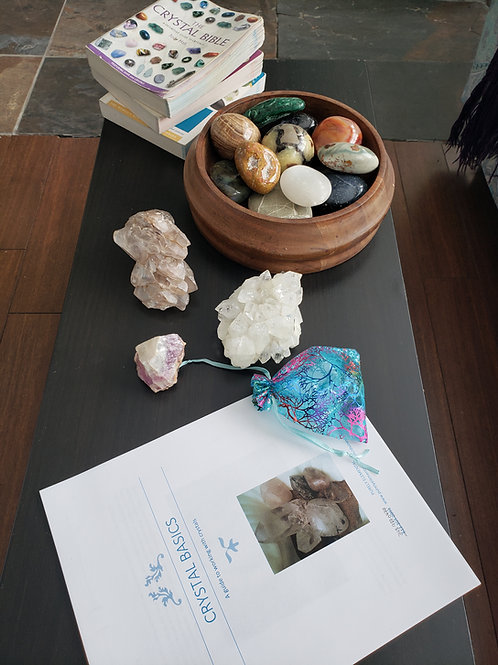 Working with Crystals Workshop