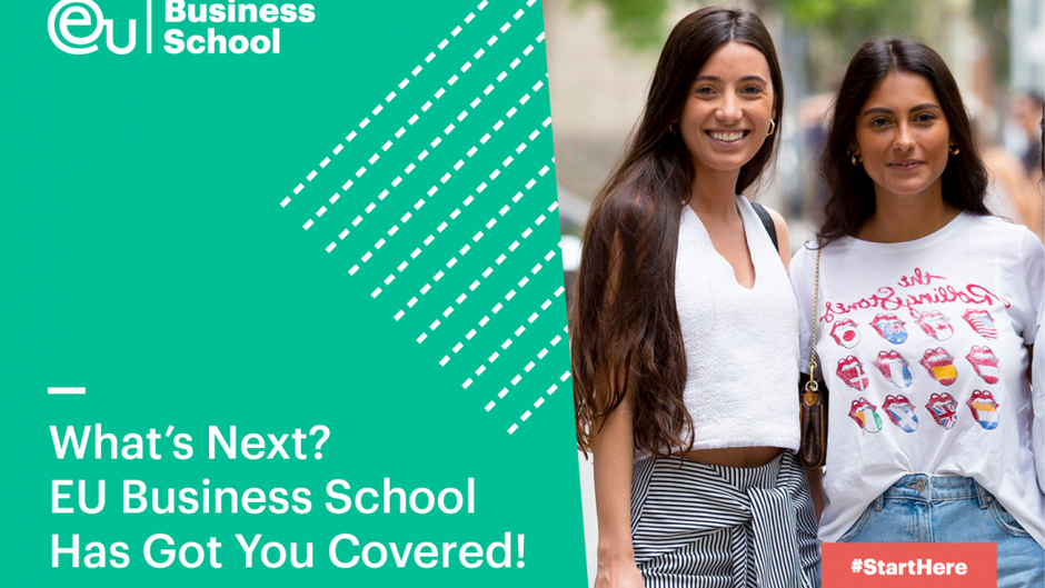 What's Next? EU Business School has you covered