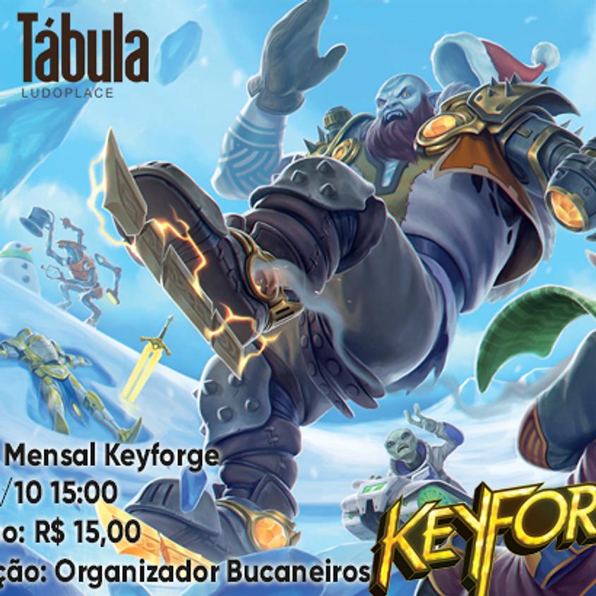 Torneio Mensal Keyforge Tábula Ludoplace