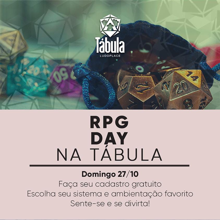 RPG DAY