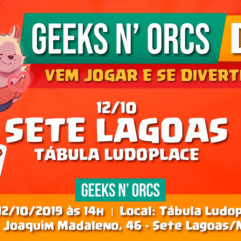 Geeks N' Orcs Day - Tábula Ludoplace