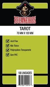 Sleeves Bucaneiros Tarot (70 mm x 120 mm)