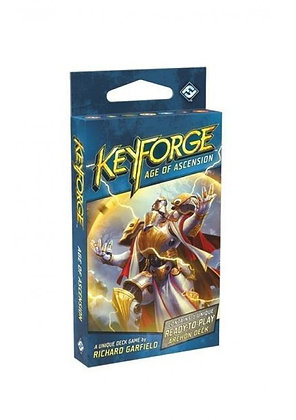 Deck Keyforge Era da Ascensão