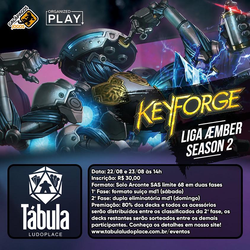 Liga Æmber Season 2 Tábula Ludoplace