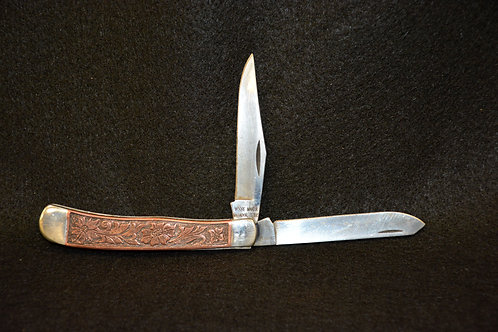 Moore Maker Trapper Knife by Buddy Knight