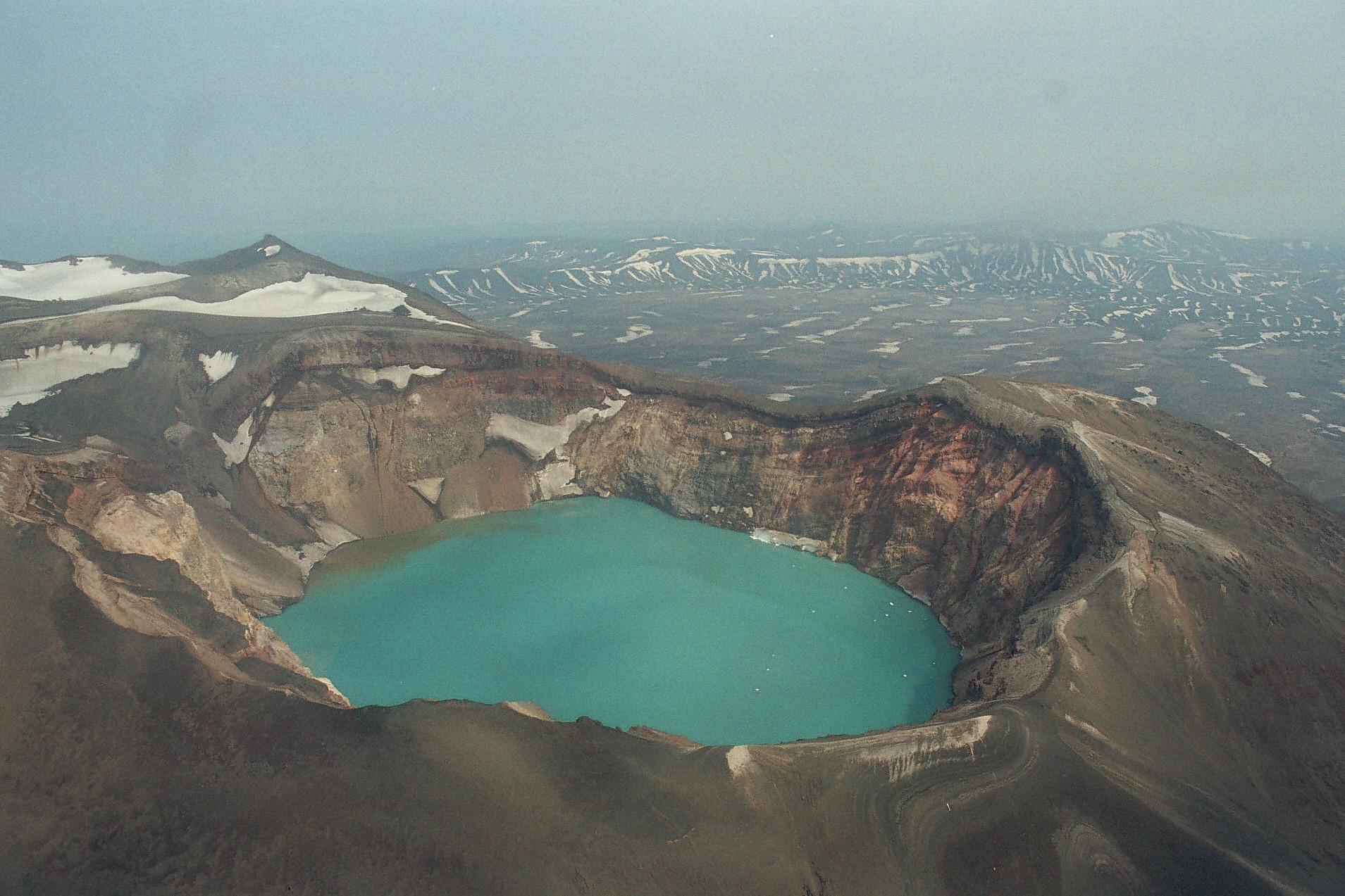 הר הגעש סמייאצ'יק