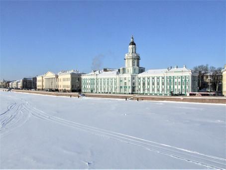 סנט. פטרבורג, סיפור אהבה