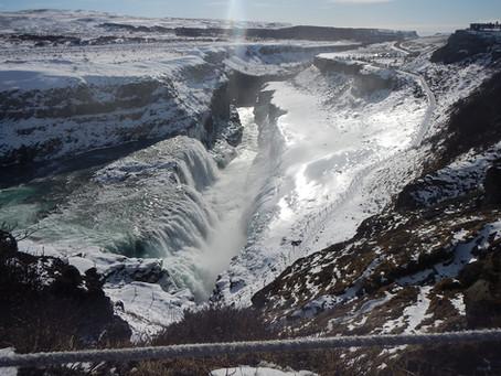 איסלנד בחורף, חוויה ממשחקי הכס