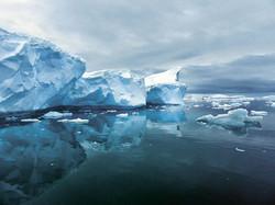 אנטרטיקה - קרחוני ענק, אריות ים ופינגווינים שהולכים מכות