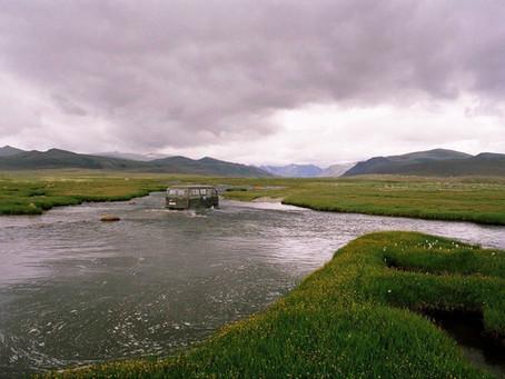 בהרי אלטאי, מונגוליה