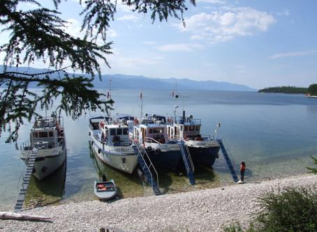 סיביר ואגם בייקל, רוסיה
