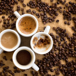 סוד הקסם של הקפה