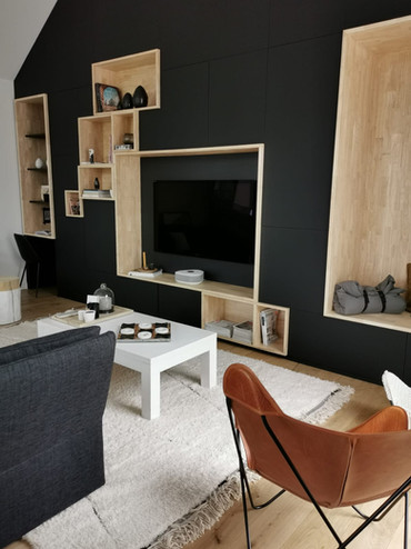 PROJET FAMILY ROOM