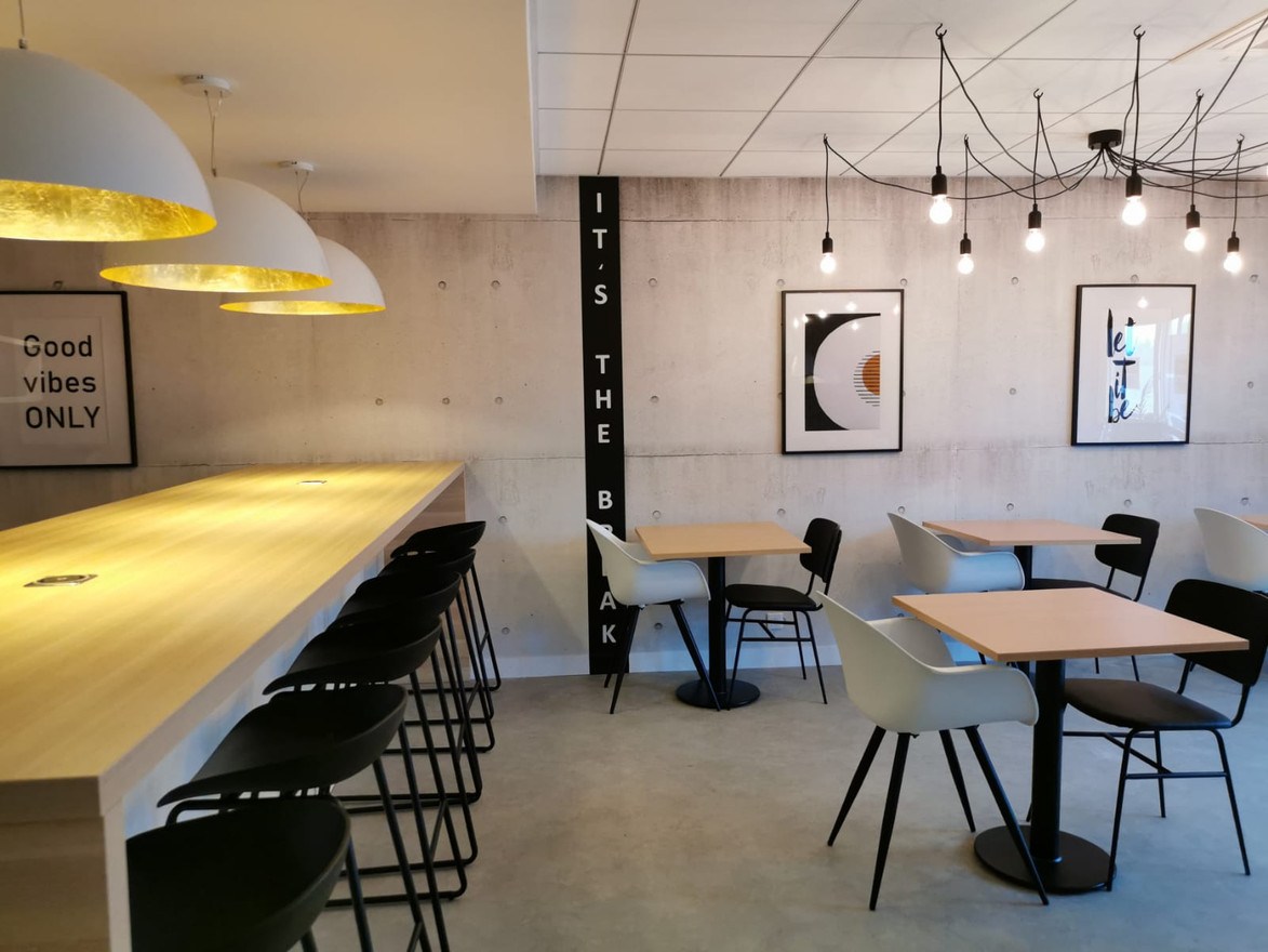 PROJET COWORKING