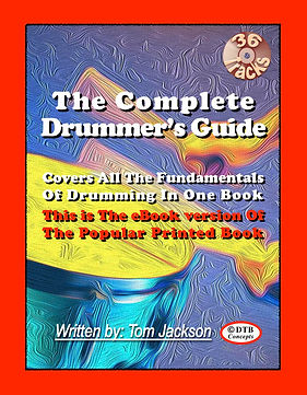 The Complete Drummer's Guide (ebook vers