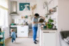 Kochen in der Küche mit KALEA