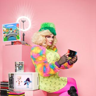 Heisa Jynx - Stunning Magazine