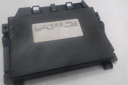 MERCEDES W210 GEARBOX ECU 0215450832