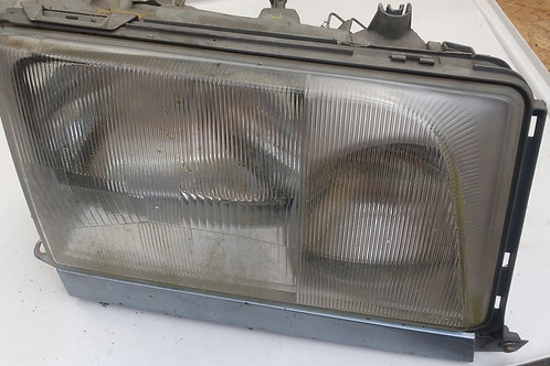 MERCEDES W124 PASSENGER SIDE HEADLIGHT