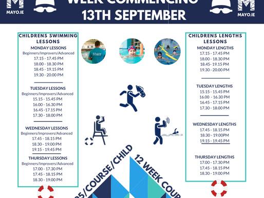 💥 Children's Swimming Lessons 💥