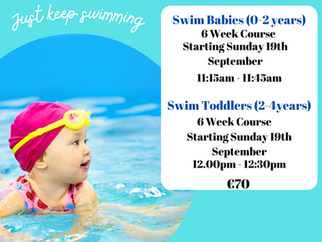 👶🏻Swim Babies & Swim Toddlers 🐠