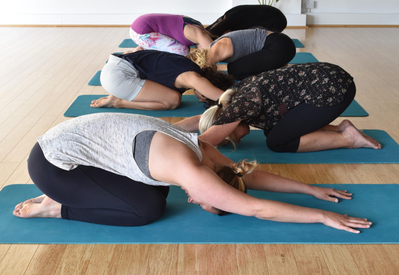 Evening Calm Yoga