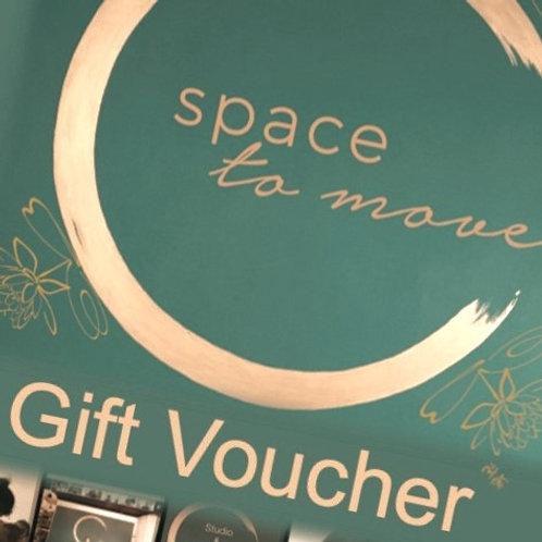 Gift Voucher - 5 online classes