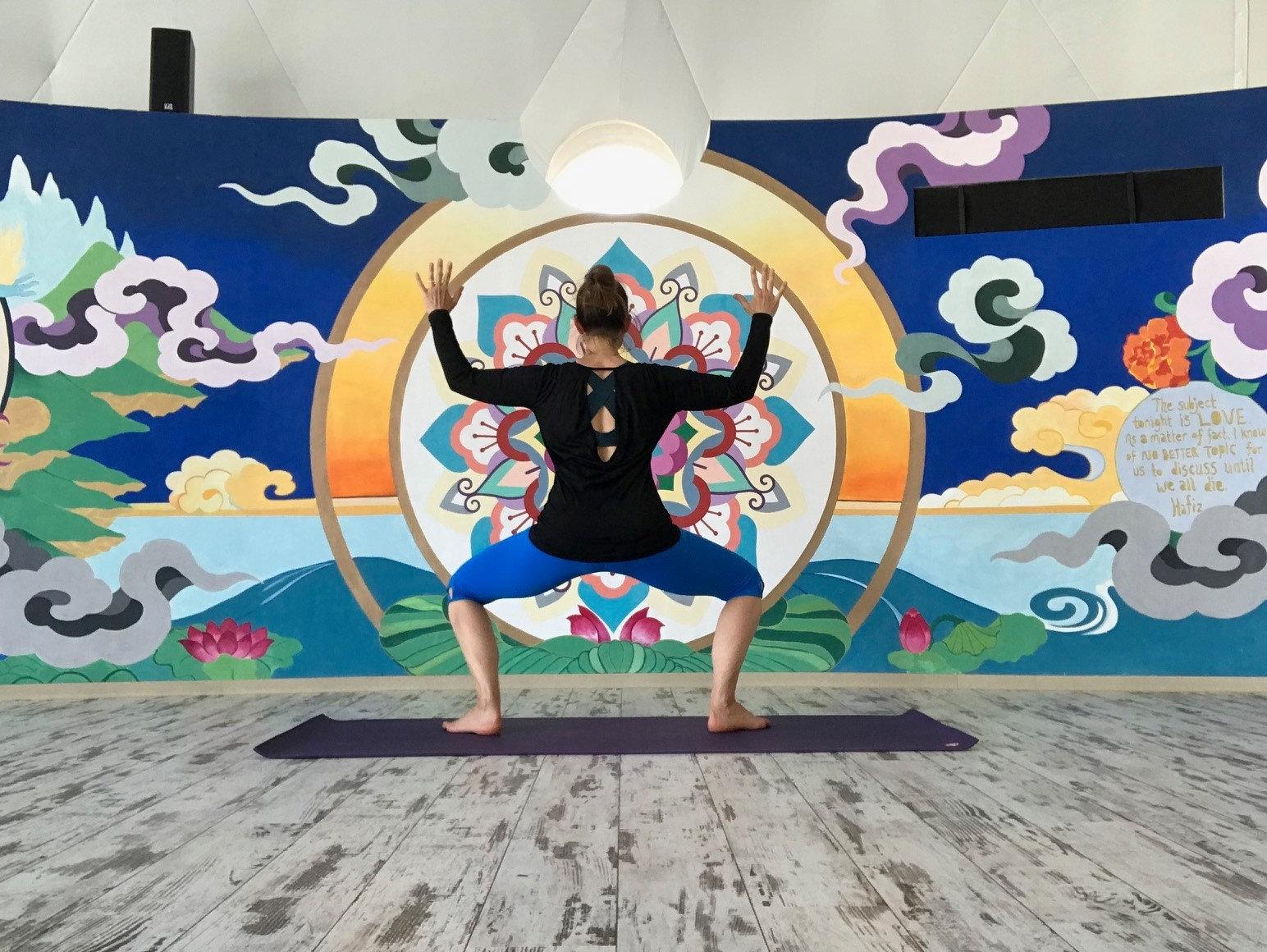 Women's Menopause Yoga