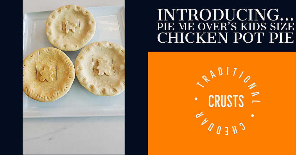 Kids size Chicken Pot PIe