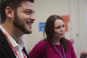 Aston Listens To Teachers