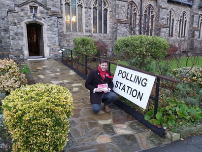 It's Polling Day